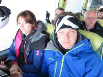 Carfahrt zum SkiTest 2014 in Sölden